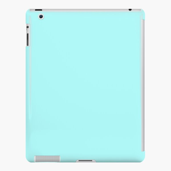 Celeste Cyan iPad Snap Case