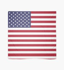 USA FLAG SCARVE - Women's American Stars and Stripes Scarf Scarf