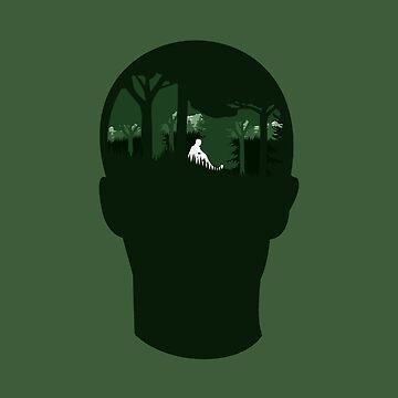 Peace of Mind (Green Vers.) by UberAutomaton