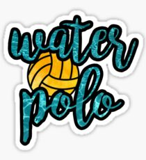 Water Polo Sticker