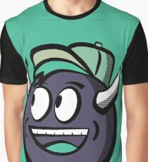 Kenny the Purple Monster Graphic T-Shirt