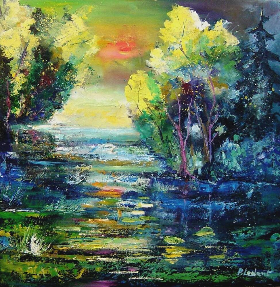 magic pond by calimero