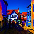 THE COLOUR OF WHITBY by leonie7