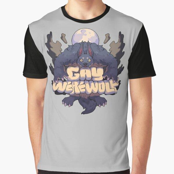 gay werewolf Graphic T-Shirt