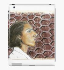 Wall iPad Case/Skin