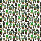 Cactus Pattern by bayleejae