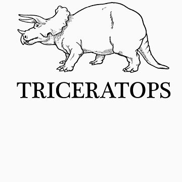 Triceratops by xshay