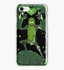 Pickle rat Rick iPhone Case/Skin