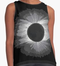 THE SUN SHALL BE BLOTTED FROM THE SKY & LIGHTNING RAIN UPON THE BURNING FACES OF THE UNHOLY & PLAGUES RAVAGE THE EARTH CUZ... CUZ THAT'S JUST HOW IT HAS TO BE OK STOP QUESTIONING [Eclipse Merchandise] Contrast Tank