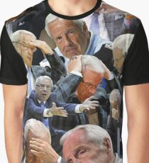 Roy is very disappointed. Graphic T-Shirt
