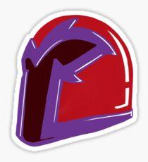 Magneto's Helmet Sticker