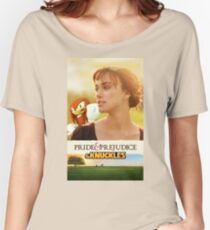 pride & prejudice & knuckles Women's Relaxed Fit T-Shirt