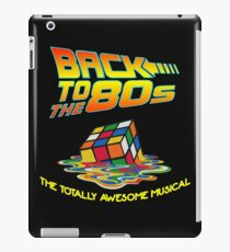 Back to the 80s (Design #1) iPad Case/Skin
