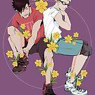 Daffodil by aegisdea