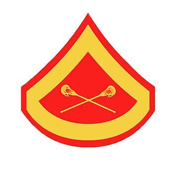 USMC Senior Lax Bro by FosterCo