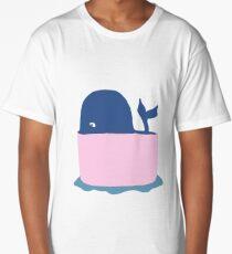 whale Long T-Shirt