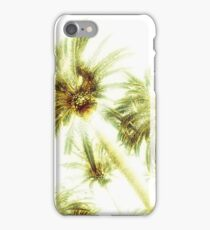 Palmiers de rêve iPhone Case/Skin