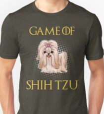 game of shih tzu T-Shirt