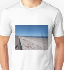 A look back! 'Henley' foreshore, warm winter day, South Australia.  T-Shirt