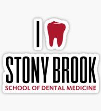 Stony Brook School of Dental Medicine Sticker