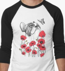 Pug in flowers T-Shirt