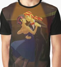 Dancing Graphic T-Shirt