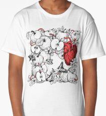 coronary apples Long T-Shirt