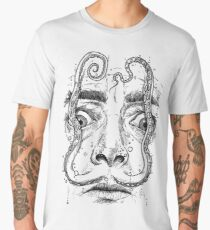OCTOPUS DALI Men's Premium T-Shirt