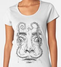 OCTOPUS DALI Premium Rundhals-Shirt