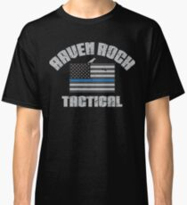 Raven Rock Tactical Thin Blue Line Classic T-Shirt