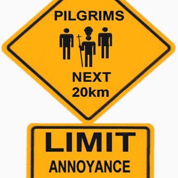 Pilgrims Next 20km by toni8687