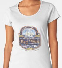 key west sail Women's Premium T-Shirt