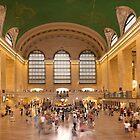 Grand Central Terminal by Alex Preiss