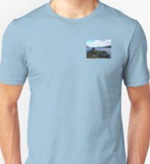 Loch Ness from Urquhart Castle Unisex T-Shirt