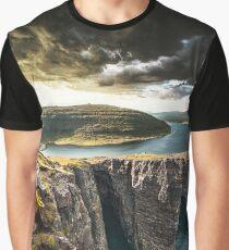 exploring the faroe islands Graphic T-Shirt