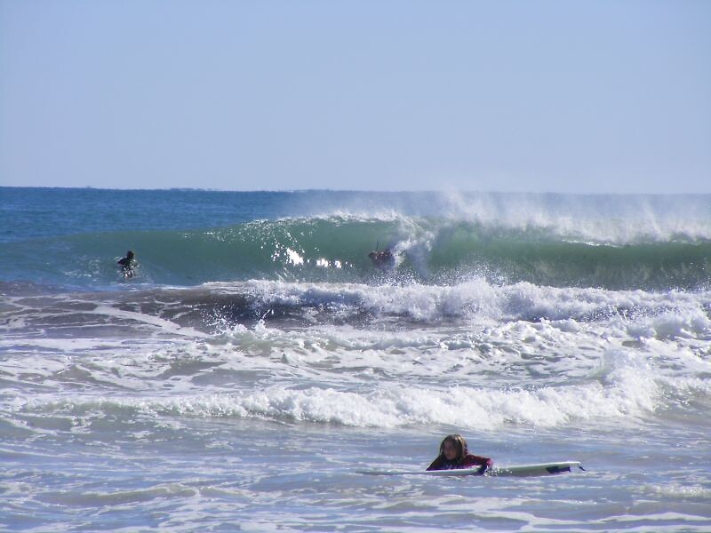Booger dropping in at Mullaloo Point by gamo