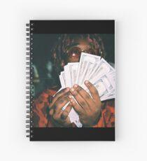 lil uzi Spiral Notebook