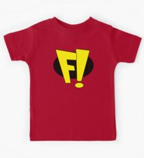 F! - Freakazoid! Kids Clothes