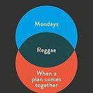 I don't like Reggae, I love it by Stephen Wildish