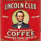 Lincoln Club Coffee by Michael  Bermingham