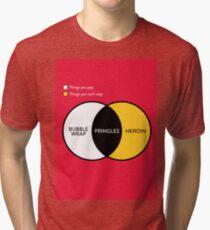 Once you pop.... Tri-blend T-Shirt