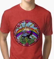 Queen of the Fairys Tri-blend T-Shirt