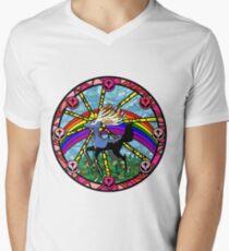 Queen of the Fairys Men's V-Neck T-Shirt