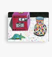 Holga box Canvas Print
