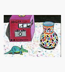 Holga box Photographic Print