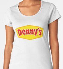 Denny's Logo Women's Premium T-Shirt