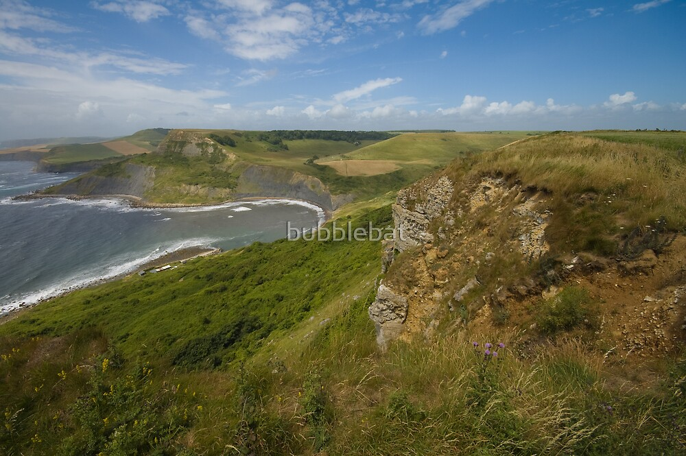 Chapman's Pool by bubblebat