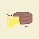 Cheese, Cake... Cheesecake by Stephen Wildish