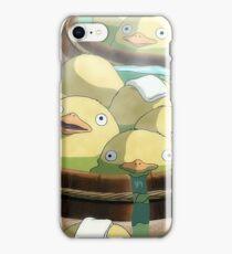 Spirited away Chickens iPhone Case/Skin