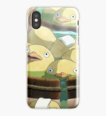 Spirited away Chickens iPhone Case/Skin